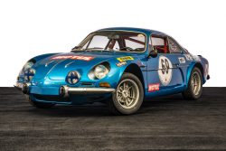 1973 Renault Alpine A110 1600S | Coys of Kensington