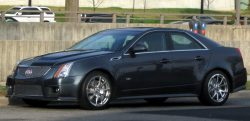 2011-14 Second Generation Cadillac CTS-V