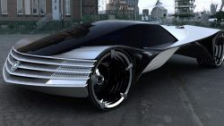 2014 Cadillac World Thorium Fuel (Concept car)