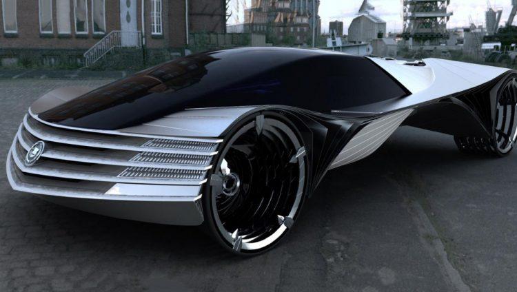 2014 Cadillac World Thorium Fuel (Concept car)