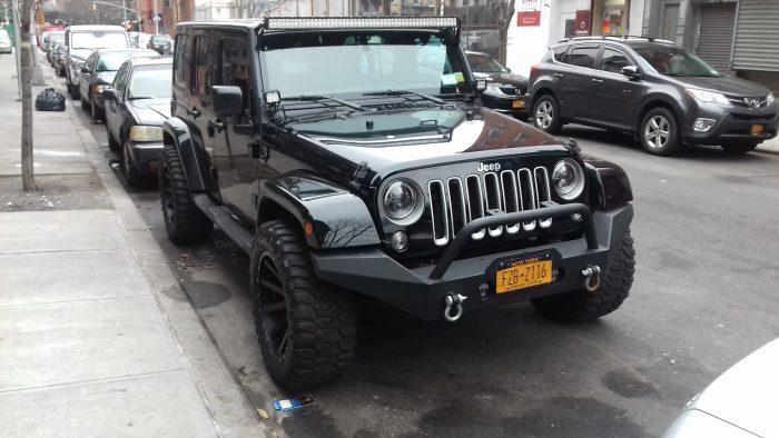 2014 Jeep Wrangler Sahara.