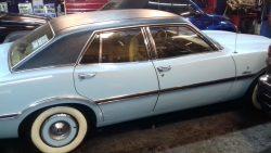 1973 Ford Maverick.