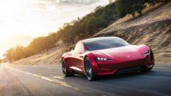 Tesla Roadster (250 Mph, Claimed)