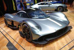 2018 Aston Martin Valkyrie -250 Mph