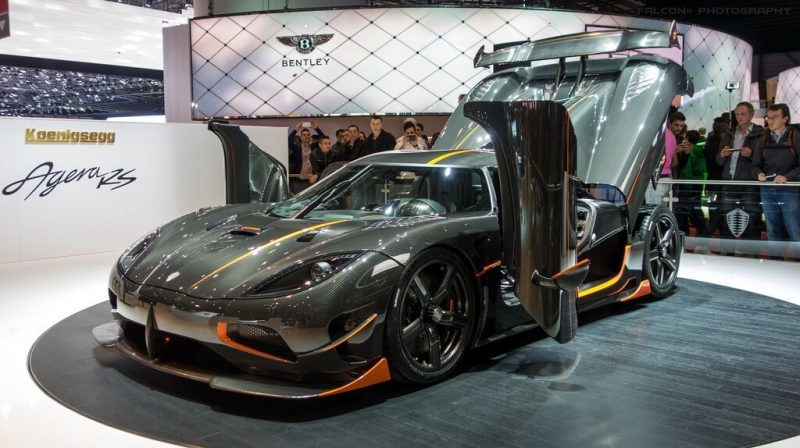 2016 2018 Koenigsegg Agera Rs Top Speed 278 Mph Totallycars Club