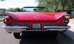 1960 BUICK ELECTRA 225 CONVERTIBLE