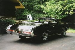 1971 BUICK GS455 CONVERTIBLE