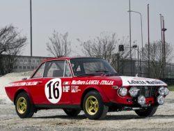Lancia Fulvia Coupé 1600 HF Corsa (818) '1970–74