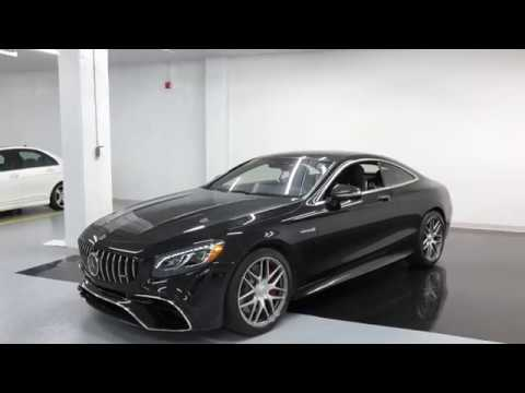 2019 Mercedes S63 AMG 4MATIC+ Coupé – Revs + Walkaround in 4k – YouTube
