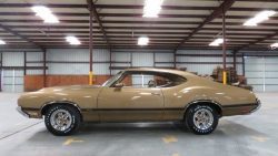 1970 Oldsmobile Cutlass W-31 – 8