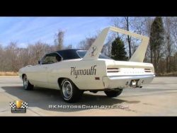 1970 Plymouth Road Runner Superbird – YouTube