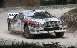 1980's Lancia Rally 037 – Photo by Brian Snelson, flickr.