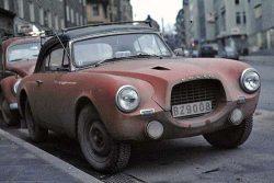 1957 Volvo P1900 sport