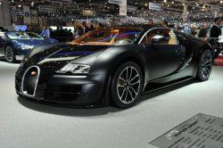 Bugatti Veyron Super Sport (268 Mph)
