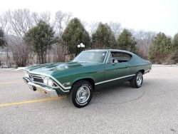 1968 Chevrolet Chevelle SS for Sale in Greene IA 50636 Coyote Classics