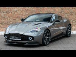 2017 Aston Martin Vanquish Zagato Coupe – Scintilla Silver – Walkaround, Interior &a ...