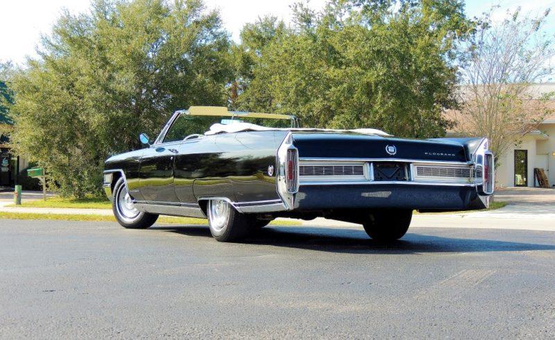 1965 Cadillac Eldorado Convertible – Hollywood Wheels Auction Shows