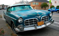 California Streets: San Francisco Street Sighting – 1956 Imperial Southampton