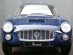 1963 Lancia Flaminia Zagato