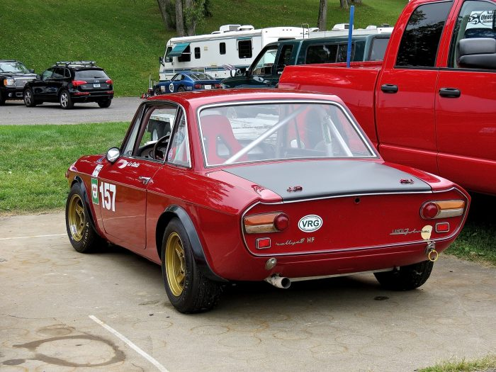 2012 Lime Rock Historic Festival: Some shots from the paddock | Mind Over Motor