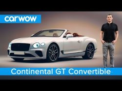 New Bentley Continental GT Convertible 2019 – see why it's worth £175,000 – Yo ...