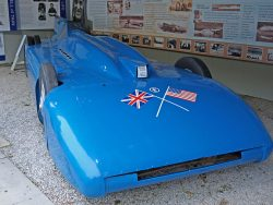 1935 Campbell-Railton Blue Bird – First car over 300mph (484kph)