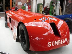 1927 Sunbeam 1000 HP Mystery – First car over 200mph (327kph)