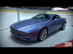 Aston Martin Centennial Zagato at Geneva 2014 – YouTube