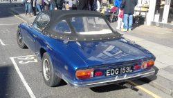 1973 Lotus Elan 2+2