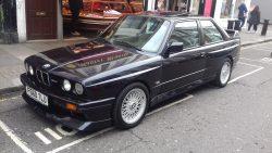 1988 BMW M3.