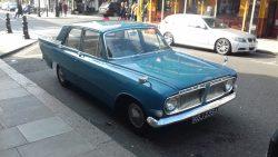 1963 Ford Zephyr 6