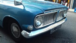 1963 Ford Zephyr 6 (detail)