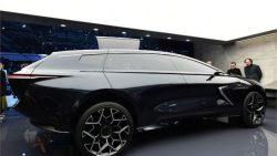 Aston Martin Lagonda – All Terrain, all electric concept ! Due to go into production 2022  ...