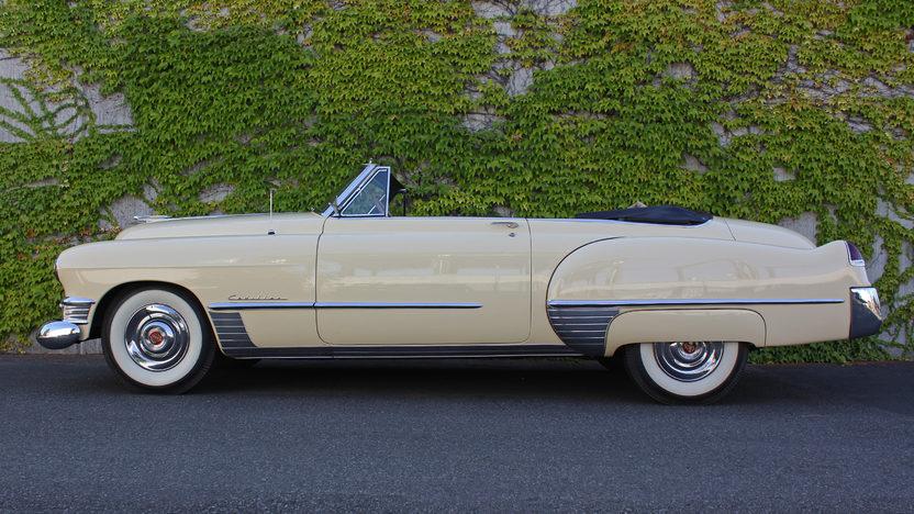 1949 Cadillac Series 62 Convertible | TotallyCARS.club