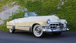 1949 Cadillac Series 62 Convertible