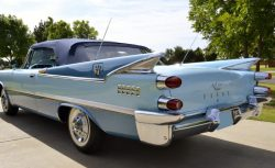 1959 Dodge Custom Royal Lancer Super D 500 Convertible – Hollywood Wheels Auction Shows