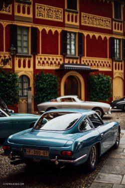 1965 Lamborghini 350GT www.petrolicious.com