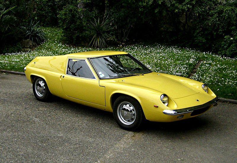 1967 Lotus Europa S1 -www.wikipedia.com