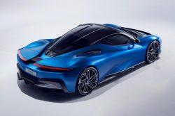 2019 Pininfarina Battista – rear