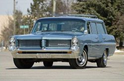 1964 Pontiac Catalina Safari Station Wagon