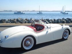 1954 Jaguar XK120 – CarBuzz
