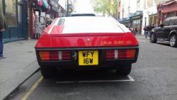1980 Lotus Eclat 2.2