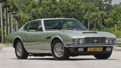 1970 Aston Martin DBS Coupe