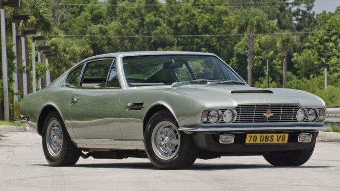 1970 Aston Martin DBS Coupe