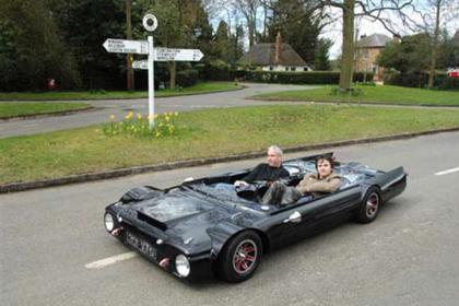 Flatmobile – world's flattest car
