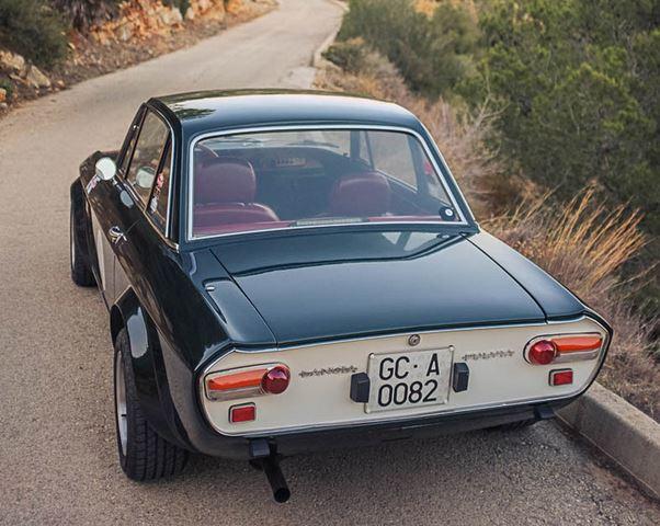1971 Lancia Fulvia 1.3S