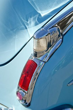 1950 Oldsmobile Rocket 88 Taillight Photograph by Jill Reger