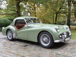 RM Sotheby's – 1958 Triumph TR3A Works Rally Car | Paris 2018
