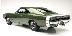 1969 DODGE HEMI CHARGER 500. The Unknown Muscle Car Dodge Built to Dominate NASCAR
