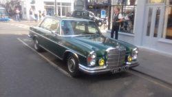 1969 Mercedes 280CE